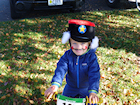 Dressed As A Nutcracker - Cyclo-Cross Race - 10-27-12