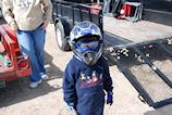 Ready to ride, Grandpa! - March 11, 2007