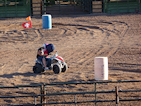 ATV Rodeo - Blind Man's Ride