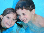 Water Babies - Crosspointe Condos Pool