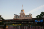 Early morning magic at the Magic Kingdom