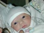 Elizabeth Katelynn Reeser - Ten Minutes After Birth