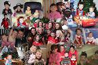 Grandchildren - Collage
