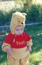 Connor as Pooh #2 - October 1999 - 3