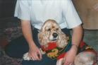 Jenn and Murphy - December 1994