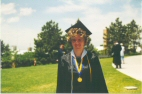 Jenn - Double-Diplomas - June 1999