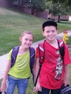 First Day of School - August 21, 2013