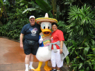 With Donald in Mexico