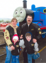 Raining Hard at A Day Out With Thomas The Tank Engine - 052806