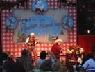 Santa's Reindeer Roundup Stage Show