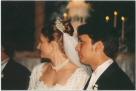 Newlyweds Reflecting