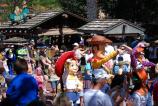 Woody's Roundup Street Dance