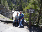 Side Trip to Firehole Falls (Yellowstone River)